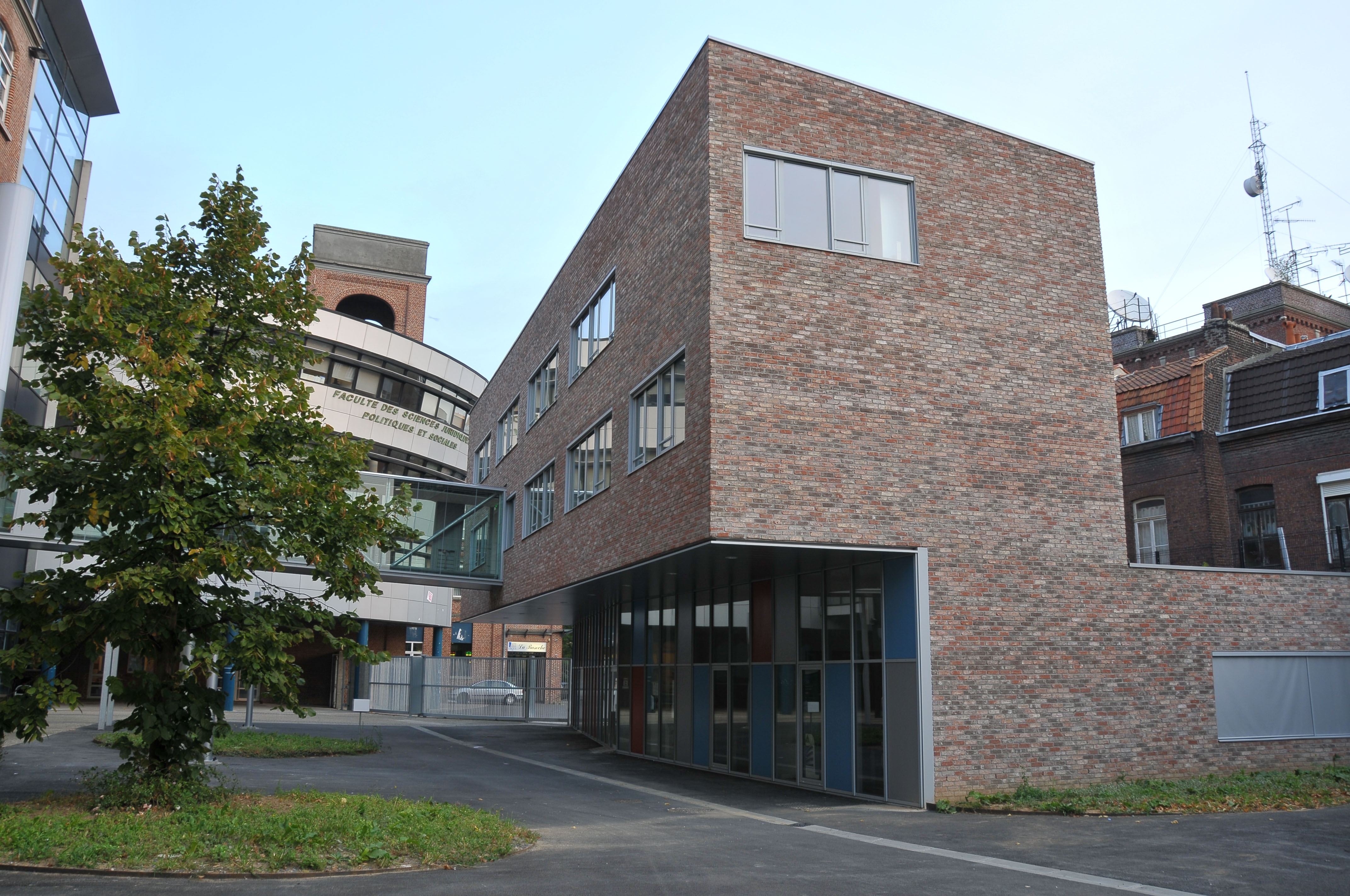 Facult de finance banque comptabilit universit de for Lille 2 webmail