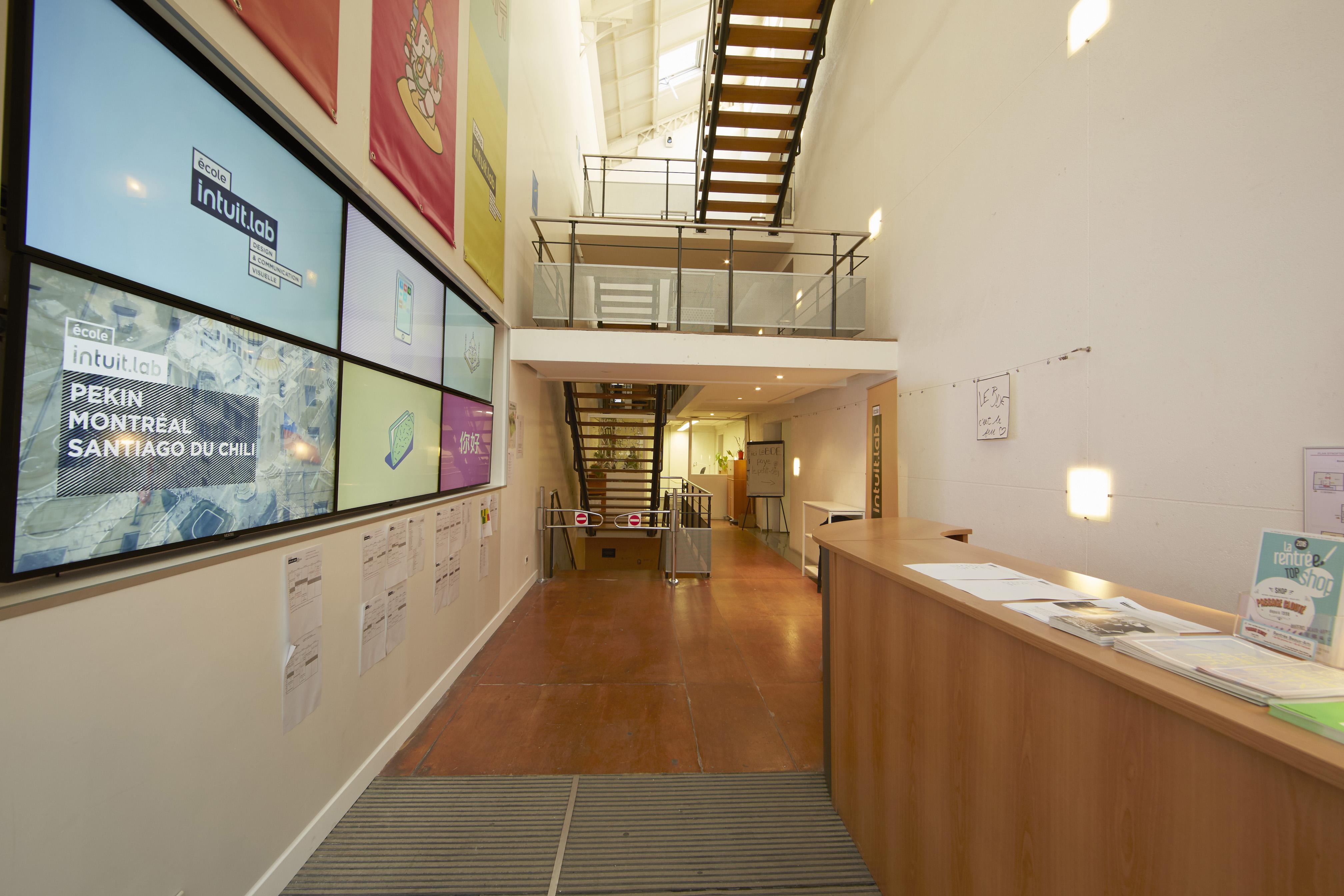 ecole design et communication visuelle n 4 au classement coles de direction. Black Bedroom Furniture Sets. Home Design Ideas