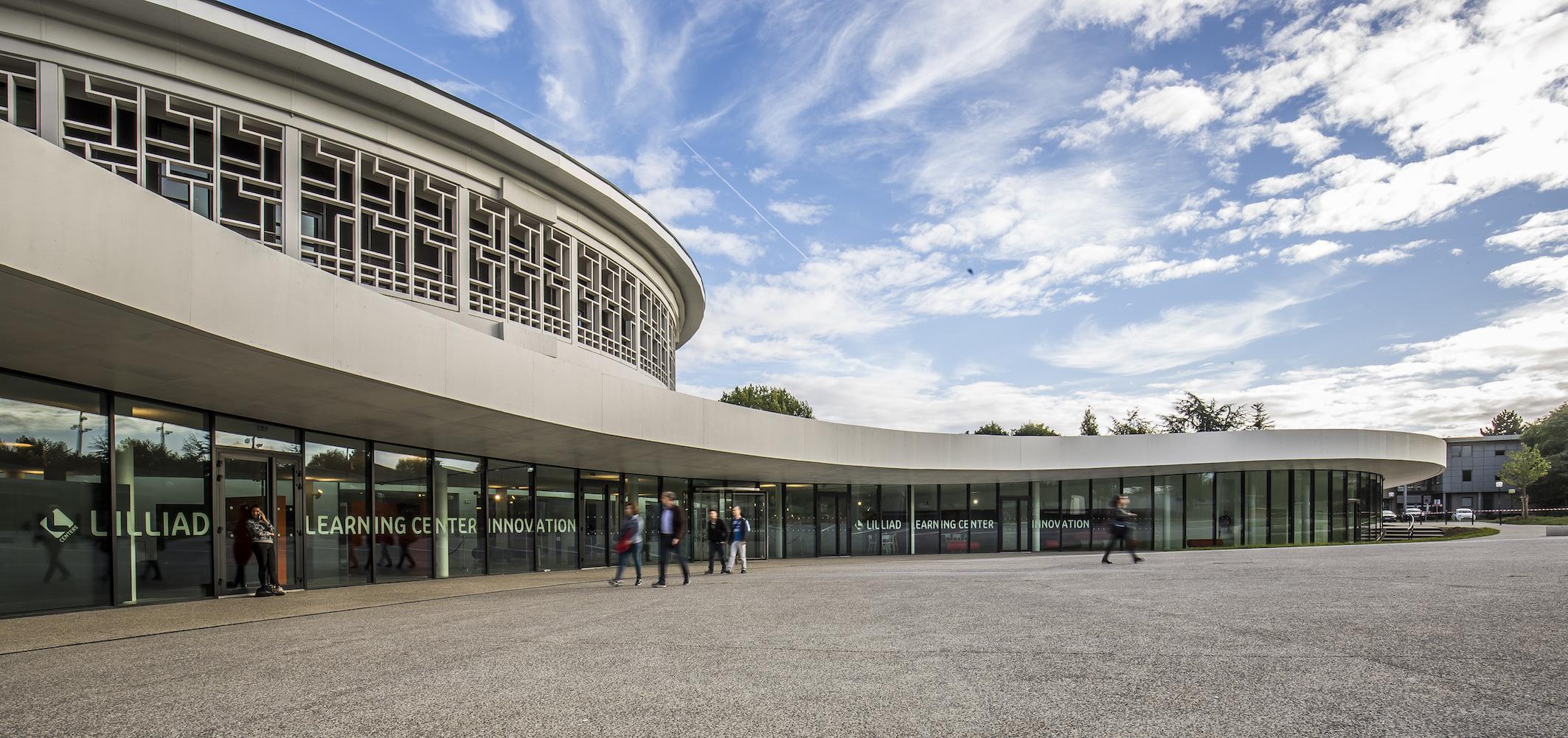Universit de lille n 3 au classement licences for Architecture logicielle