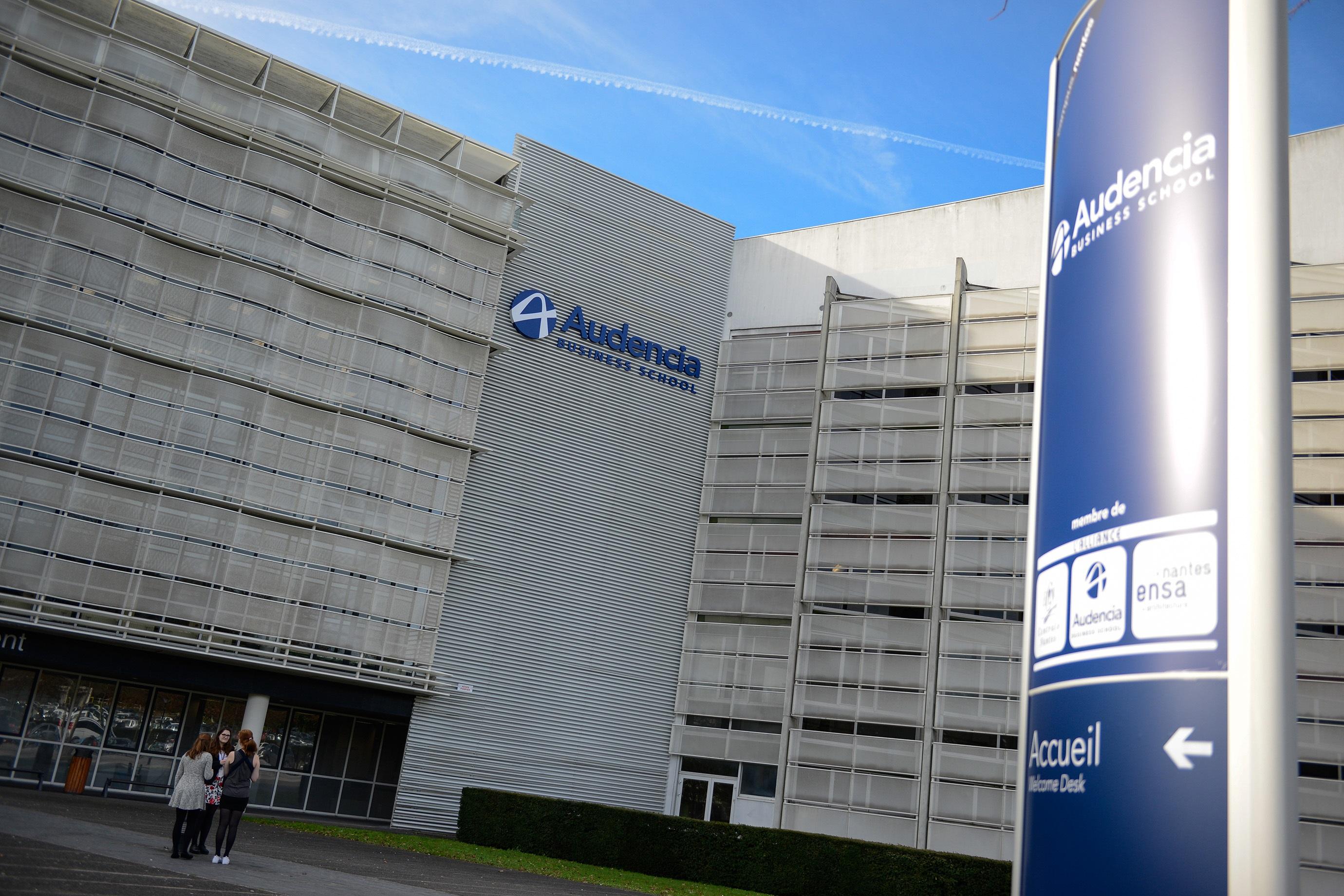 Audencia Business School N°49 au classement Ecoles de Commerce ... - Classement Ecole D Architecture